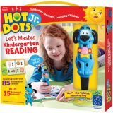Hot Dots® Jr. Let's Master Reading, Grade K
