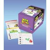 Hot Dots® Standards-Based Language Arts Review Cards, Grade 5