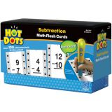 Hot Dots Flash Cards, Subtraction