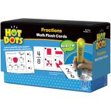 Hot Dots Flash Cards, Fractions