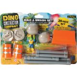 Dino Construction-20 pc Build & Smash Set