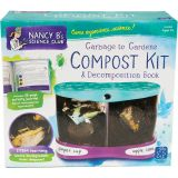 Nancy B's Science Club™ Garbage to Gardens Compost Kit