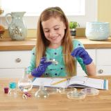 Nancy B's Science Club Mighty Microbes Germ Journal