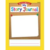 Zaner-Bloser® Story Journal, Grade K, 3/4 ruling