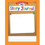 Zaner-Bloser® Story Journal, Grade 1, 5/8 ruling