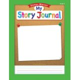 Zaner-Bloser® Story Journal, Grade 2, 1/2 ruling