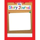 Zaner-Bloser® Story Journal, Grades 3-4, 3/8 ruling