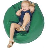 Classic Bean Bag, Junior, Green