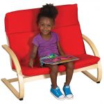 Double Seat Children's Comfort Chair