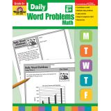 Daily Word Problems, Grades 6+
