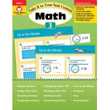 Take It To Your Seat Common Core Math Centers, Grade 3