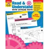 Read & Understand with Leveled Texts, Grade 1