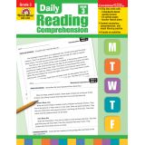 Daily Reading Comprehension, Grade 4