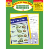 Take It to Your Seat Science Centers, Grades PreK-K