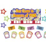 Buckets of Fun Bulletin Board Set