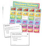 Pocket Chart Vocabulary Game, Grade 3