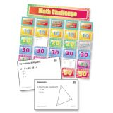 Pocket Chart Math Game, Grade 2
