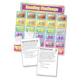 Pocket Chart Reading Comprehension Game, Grade 3