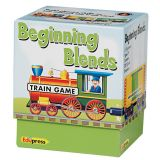 Phonics Train Game: Beginning Blends