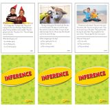 Inference Practice Cards, Reading Levels 1.0-2.0