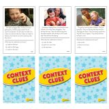 Context Clues Practice Cards, Reading Levels 1.0-2.0