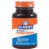 Elmer's® Rubber Cement, 8 oz. applicator