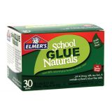 Elmer's® School Glue Naturals™ Glue Sticks, 0.21 oz., 30-pack
