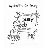 My Own Spelling Dictionary, Pack of 10