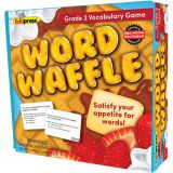 Word Waffle™ Game, Grade 2