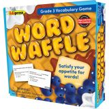 Word Waffle™ Game, Grade 3