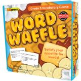 Word Waffle™ Game, Grade 5