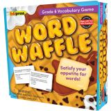 Word Waffle™ Game, Grade 6