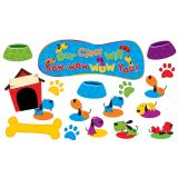 Our Class will Bow-wow WOW You! Bulletin Board Set