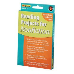 Reading Projects for Nonfiction