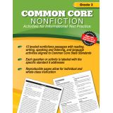 Common Core Nonfiction, Grade 3