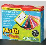 Math in a Flash™ Flash Cards, Addition