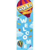 Soar On In! Welcome Banner