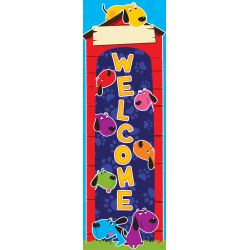 Dogs Welcome Banner