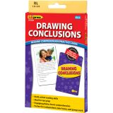 Drawing Conclusions Practice Cards, Reading Levels 1.0-2.0