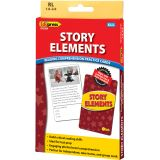 Story Elements Practice Cards, Reading Levels 1.0-2.0