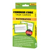 Common Core Task Cards, Math, Grade 3