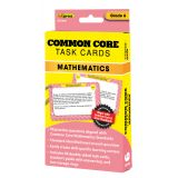 Common Core Task Cards, Math, Grade 6