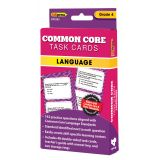 Common Core Task Cards, Language, Grade 4
