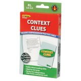 Context Clues Practice Cards, Reading Levels 5.0-6.5