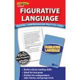 Figurative Language Practice Cards, Reading Levels 5.0-6.5