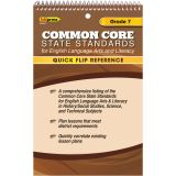 Quick Flip Reference for Common Core State Standards, Grade 7