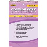 Quick Flip Reference for Common Core State Standards, Grade 8
