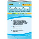 Quick Flip Reference for Common Core State Standards, Grades 9-10