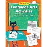 Pete the Cat® Language Arts Workbook, Grade 1
