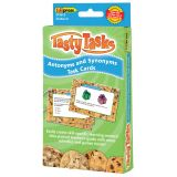 Language Arts Tasty Task Cards, Antonyms & Synonyms